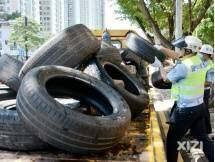 惠州开始清理烧烤摊、僵尸车了!清理1298处