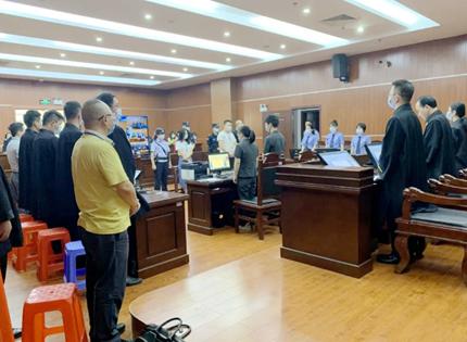 惠州70人涉赌涉黑,被集体判刑!