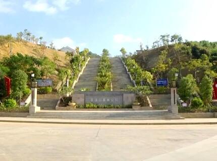 方便,惠东寨场山森林公园绿道年底可投用