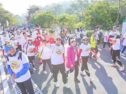 2020年惠州长走节来了!将分2天举行