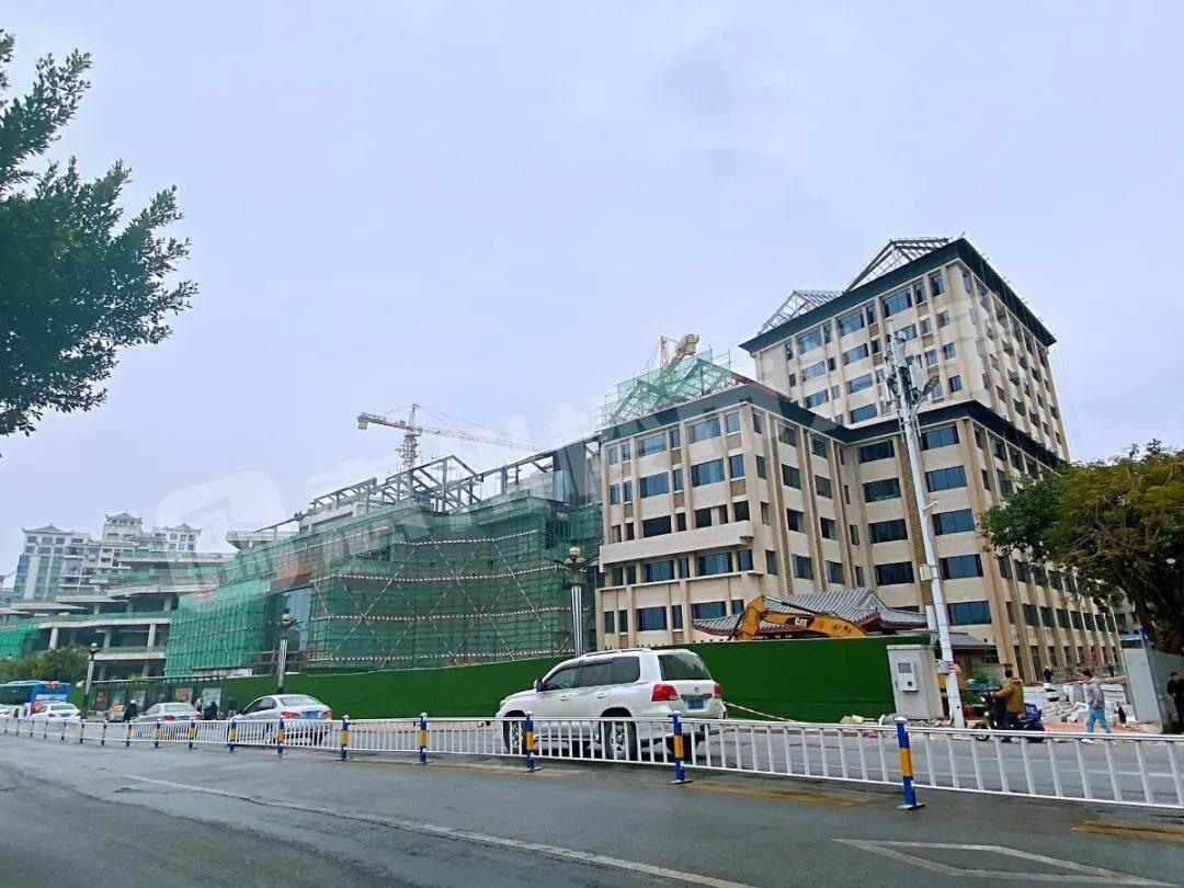 惠州西湖边的西湖壹城年底开业?