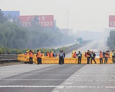 惠州车主注意!广惠高速惠州段将封道施工