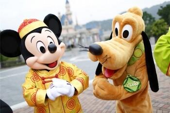 召集西柚出发香港迪士尼!还有大堆福利送你