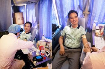 一起加入!惠州保险业无偿献血公益活动正