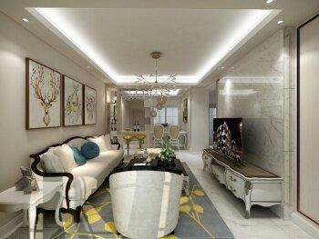 深圳简约小家成长记,打造小户型大空间