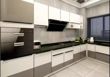 刷爆朋友圈的厨房设计,颜值高还实用